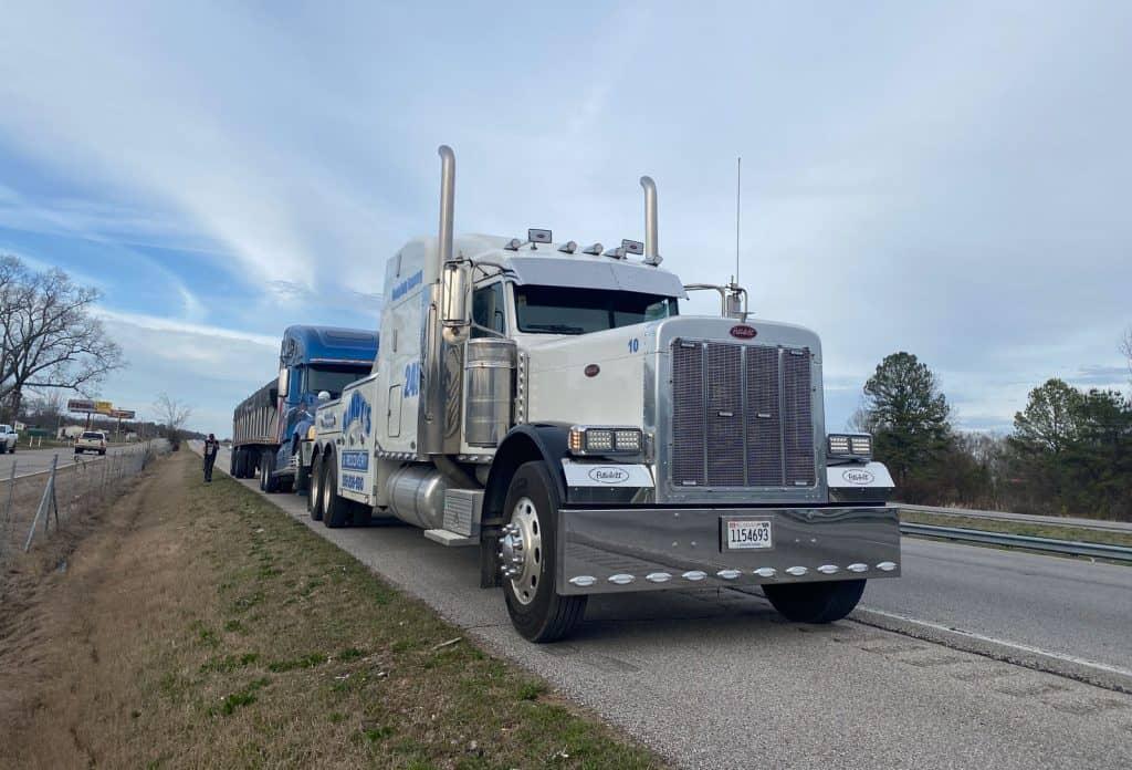 Big Rig Towing Athens Alabama